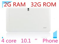 """Wholesale Cheapest 3g Phablet - Very cheap 2G+32G MTK6582 phablet 3G Phone Call tablet pc Dual SIM android 4.4 Quad Core 1.5Ghz GPS bluetooth Wifi Dual Camera 10"""" tablets"""