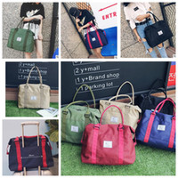 Wholesale Wholesale Wen - women wen fashion travel totes bags High-capacity waterproof oxford handbags Sports body-building bags shoulder Yoga Bags KKA3376