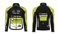 Wholesale Port Bike - 2014 Topeak Bike Jersey Cycling Clothing Jersey Jacket Long sleeve,port Clothes s-3XL or mixed size