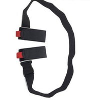Wholesale Mountain Boards - Fashion Hot Ski holder protection belt carrier hand handle Straps cross country skiing mountain skiing ski board snowboard binding pole tie