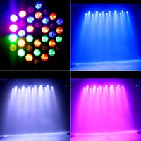 Wholesale Interface Usa - 2pcs 36LED RGB Stroboscope Flash Lamp with Stand and DMX Interface for Disco Stage Bar LEG_91H