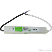 Wholesale DC12V W waterproof LED power driver Constant voltage single output