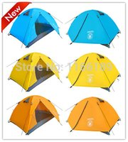 Wholesale Tents For People - Ultra-light 1.8KG double layer bivvy tent 2 people camping tent for hiking trekking backpacking fishing tourist naturehike