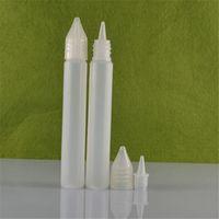 Wholesale Design Pens Cheap - New Design Unicorn Bottles e Liquid Bottles Pen Style Bottles 10ml 15ml 30ml PE Shape Bottle with Colorful Crystal caps Cheap Price