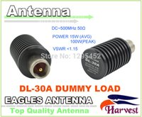 Wholesale Dummy Radio - Wholesale-New PL259-Male Connector Original Harvest Mobile Radio Antenna DL-30A 0-500MHz 15Watt Dummy Load for CB Two-way Radio