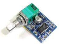 Wholesale 3w Power Amplifier - Mini Amplifier Board PAM8403 Digital Amplifier Audio Power Amplifier Dual Channel 3W+3W stereo Amplifier DC5V USB Support Power