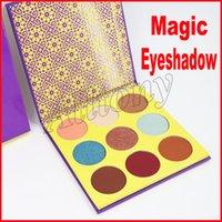 Wholesale Egypt Magic - Newest egypt The SAHARAN 2 Eyeshadow Palette the magic Eyeshadow Palette 9 Colors Eye shadow Palette