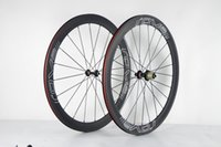 Ruote bici Roval racing full carbon Tubular Clincher White Le ruote Wheelset 50mm includono mozzi ruote bici in carbonio