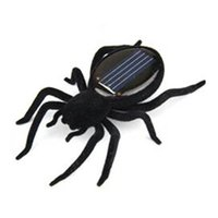 Al por mayor-educativo Solar powered Spider Robot Toy Gadget regalo