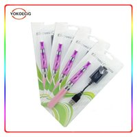 Wholesale Ego Quit - electronic cigarette manufacturers portable plastic paper jams loading EGO-CE4 electronic cigarette quit smoking cig