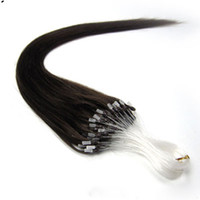 "Wholesale 14 Micro Loop Extensions - 12"" 14"" 16"" 18""Loop Micro Ring Hair Extension,100% Remy brazilian Human Hair Extensions"