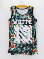 Wholesale Design Dress Material - 2016 fashion NUMBER printed tanks for women America & Europe style design girls tops breathable material sport dresses wholesale hot sale