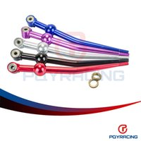 Wholesale PQY RACING High performance Short shifter for Honda CIVIC CRX Red Blue Black Silver Purple PQY SFT9232