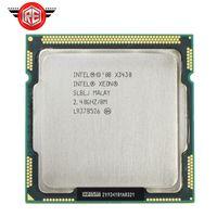 Wholesale Cpu Intel Xeon Server - Intel Xeon X3430 Quad Core 2.4GHz LGA1156 8M Cache 95W Desktop CPU