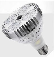 yüksek kaliteli koçanı led çip toptan satış-Yüksek kaliteli Yüksek Süper E27 40W PAR30 Sıcak / Saf / Soğuk Beyaz LED lambası, Osram Chip LED Parça Spotlight, Yüksek Parlaklık Led Ampul 90-260V