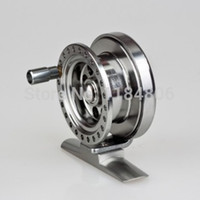 Wholesale Fishing Rafts - ice front-end fishing raft reel fish line wheel fly fishing boat spinning lure reel