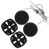 Wholesale Auto Tracking Dome - High Pitch 2x500W Portable Mini Car Auto Audio Dome Speaker Super Power Loud Tweeter HF Components order<$18no track
