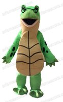 Wholesale Sea Turtle Costume - AM2112 sea turtle mascot costume oecan animal mascots, adult carnival dress, Collge mascot, party costumes , Fur mascot