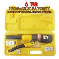Wholesale Crimp Dies - Hot Selling 6 Ton DIE RANGE HYDRAULIC CRIMPER CABLE CRIMPING TOOL 6mm TO 70MM CRIMPERS For Sale
