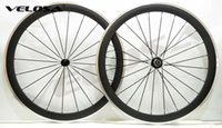 Wholesale Most Clincher - The most durable 50mm clincher road bike carbon alloy wheelset,700C road bike carbon wheel with alloy brake surface