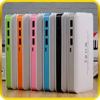 Wholesale Emergency External - power bank 16800mAh portable power bank external battery emergency battery for mobile phone tablet pc ipad