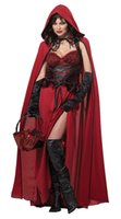 Wholesale Cheap Costumes Free Delivery - Sexy Teddy Halloween Costume Santas Dress Cosplay Cheap price Free Shipping Fast Delivery Fantasy Women Ennanna smg88933