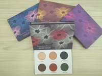Nuovo arrivo colorato Raine Eyeshadow Palette 6 colori SMOKE SHOW, LOVELIES, BERRY CUTE, BEAUTY RUST Drop Shipping