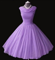 Wholesale Short Party Dresses For Juniors - Top Selling Short Bridesmaid Dresses Cheap Under 50 Scoop Neck Coral   Teal   Purple Knee Length Junior Bridesmaids Dress For Wedding Party