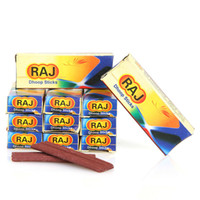 Wholesale mosquito incense - Wholesale- RAJ India Fragrant Incense Dhoop Genuine Imported Handmade Wardrobe Aromatherapy Repel Mosquitoes Incense