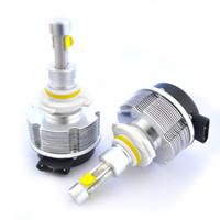Wholesale cree door light for sale - Group buy H4 W CREE ETI LED Headlight Headlamp lm nd Gen V K Xenon White W Bulb H1 H3 H7 H8 H9 H11 H13