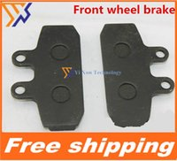 Wholesale Wholesaler For Brake Pads - Motorcycle parts for Honda nsr125 front disc brake rear brake pads of a pair of 2 pieces Free shipping motorcycle general parts