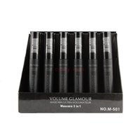 Wholesale Mascara 3in1 Extra Long Lasting - Mascara 3IN1 Extra Long Lasting Black Volume Mascara 24pcs box 8g M501