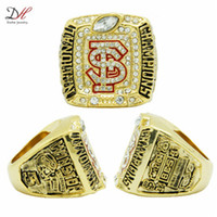 st louis crystal - 2015 Daihe Brand New Arrival World Series Championship Rings St Louis Baseball League Ring For Men Collection Sport Souvenir