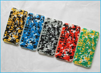 "Wholesale Tattoo Case Free Shipping - 4.7"" For Apple i Phone iPhone 6 Case Tattoo digital camo series Protective Cover Case For iPhone6 Free Shipping"