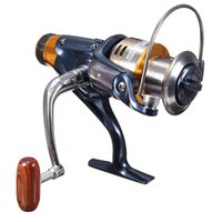 Wholesale Fishing Sale Reels - Hot sale Metal Fishing Reel Water Bait Lure tackle Spinning Reel SW5000 SW6000 9+1BB Fish ratio 5.2:1 Coil Pesca order<$18no track