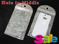 Wholesale S4 Jelly - 21.5*11.5cm Waterproof Jelly PVC Zipper Plastic Retail bag Packaging Package for Iphone 6 4.7 samsung galaxy S3 S4 S5 Mini hard Leather case