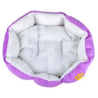 Caduta e inverno caldo nido canile Pet Dog Bed Riscaldamento Dog House Cat Puppy Sleeping Pad