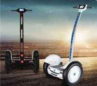 Wholesale Mobility Electric Scooter - New Fedex UPS Free Ship Airwheel S3 Two Wheels Mobility Scooters Airwheel S3-520WH Self Balancing Electric Scooter for golf outdoor promot
