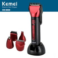 ingrosso rasoio trimmer regolabile-New Electric Man Baby Regolacapelli professionale regolabile Trimmer Rasoio ricaricabile Impermeabile Cordless Home Trimmer