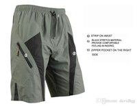 Wholesale 2014 MTB Loose Fit Cycling Shorts Padded Leisure Bike Bicycl Outdoor Sports Shorts M XL Style