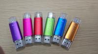 Wholesale Wholesale 2gb Usb Pen Drive - 100% Real original Capacity 2GB 4GB 8GB 16GB 32GB 64GB USB 2.0 Flash Memory Pen Drive Sticks with Stainless Steel 05