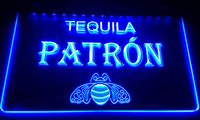 Wholesale Tequila Bar Signs - LS029-b Patron Tequila Beer Bar Neon Light Sign