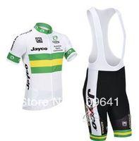 Wholesale Australia Cycling Jersey - Wholesale-free shipping!New 2015 Australia version short sleeve cycling jersey + bib shorts Kit,bicycle jersey,cycle wear