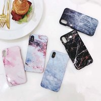 Wholesale Smooth Line - Original Smooth Marble Lines Phone Case For iPhoneX   8   7plus   6s Hard Case with Retail Package Free Shipping