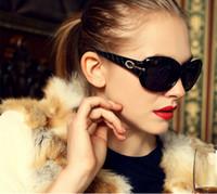 Wholesale Diamond Points - Women Sunglasses Driving Diamond 2016 Luxury Brand Designer sun Eye Glass Watch Channel Points Mirror Eyewear Eyeglasses Fashion
