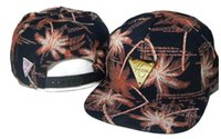Wholesale Cheap Snapbacks Flower Hats - 2015 new Cheap HATER FLORAL HAWAIIAN SNAPBACK HAT W  GOLD EMBLEM & HAWAII FLOWERS,High quality Adjustable snapbacks baseball caps street cap