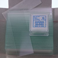 Wholesale Microscope Cover - Wholesale-microscope slides 50pcs CLEAR & cover glass slips 200pcs 22X22 free shipping