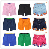 Wholesale Men S Clothing Short Surf - Wholesale-Hot Sales Brand POLOs Men Clothing 100% Authentic Summer style Shorts Men Surf fins Beach Shorts Quality male Board Shorts Man
