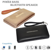 Wholesale Power Bank Torch - Hot Sale 5 in 1 TG02 Bluetooth Speaker Power Bank 2600mAh Charger with LED Flashlight Torch FM MP3 Player TF Card MP3 Player