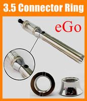 Wholesale E Cigarette Battery Connector - Vivi Nova Adapter Ring 3.5ml e cig o ring Battery Connectors Adapter Connector for Electronic Cigarette E Cig Mod Battery FJ015